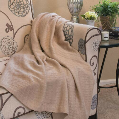 BedVoyage Rayon from Bamboo Viscose Travel//Throw Blanket