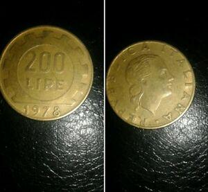 Italia-moneta-Repubblica-del-1978-200-lire