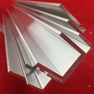 Aluminium-u-channel-c-profil-tailles-diverses