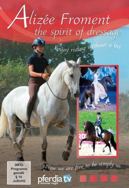 THE SPIRIT OF DRESSAGE DVD