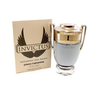Invictus Eau De Toilette Spray 3.4 Oz / 100 Ml Tester