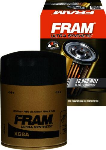Engine Oil Filter-2BBL Fram XG8A