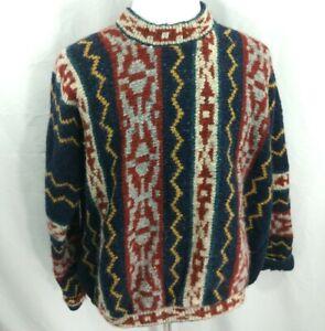 VTG-80s-90s-Retro-Print-frisch-Preis-Bill-Cosby-Hip-Hop-Pullover-Wolle-hausgemachte-Herren-3xl