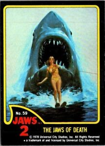 1978-TOPPS-JAWS-2-PICK-CHOOSE-YOUR-CARDS