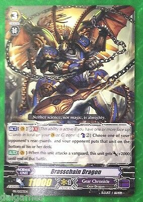 cardfight vanguard english pr0223en brasschain dragon ebay