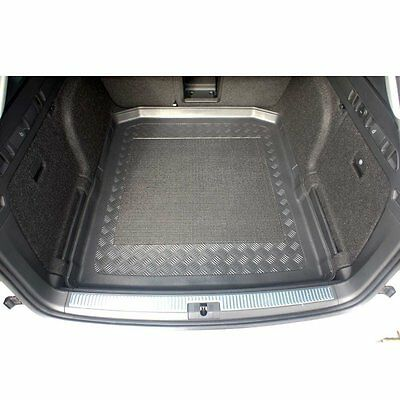 Premium Gummi Kofferraumwanne für Skoda Superb 3 III Liftback 2015-2018