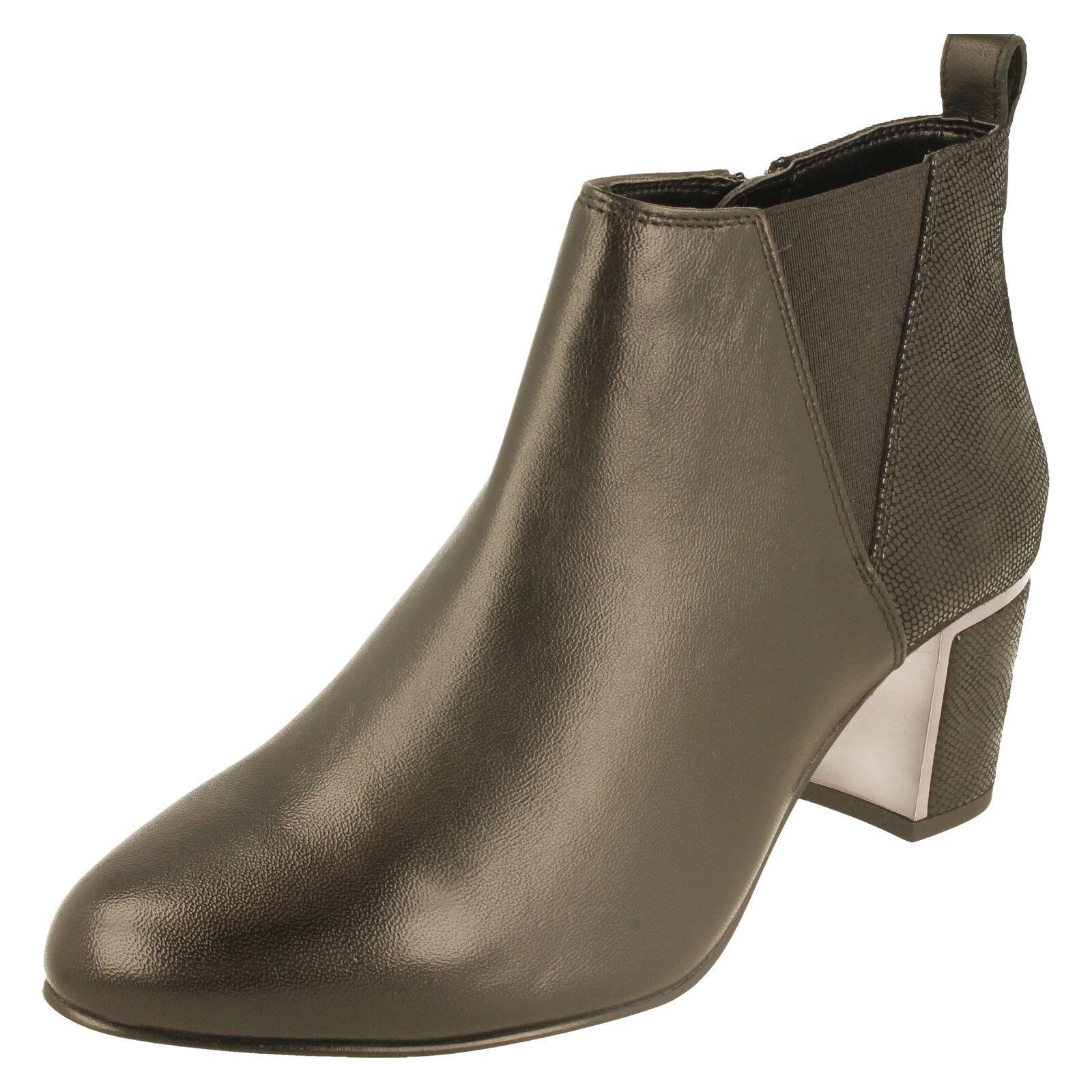 Ladies Van Dal Ankle Boots - Tangier