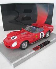 "Ferrari 330 TRI ""Le Mans 1962""  Limitiert auf 600 Stück  BBR  1:18  NEU"
