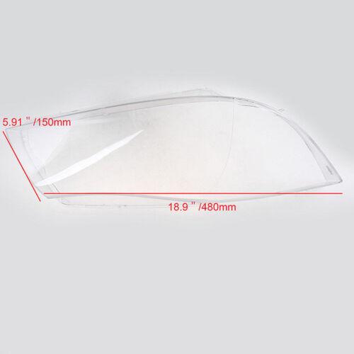 for BMW 3-series E90 E91 05-08 Car Auto Headlight Lens Plastic Shell Cover Right
