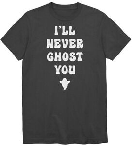 Halloween-Graphic-T-Shirt-Mens-Size-Large