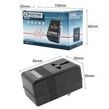100W Converter Adapter AC 110V/120V to 220V/240V Up Down Volt Transformer LO