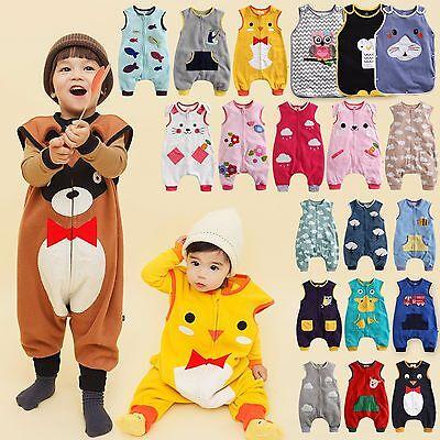 "Persevering ""45style"" Vaenait Baby Kids Clothes Micro Fleece Cotton Blanket Sleepsack 1-7t"