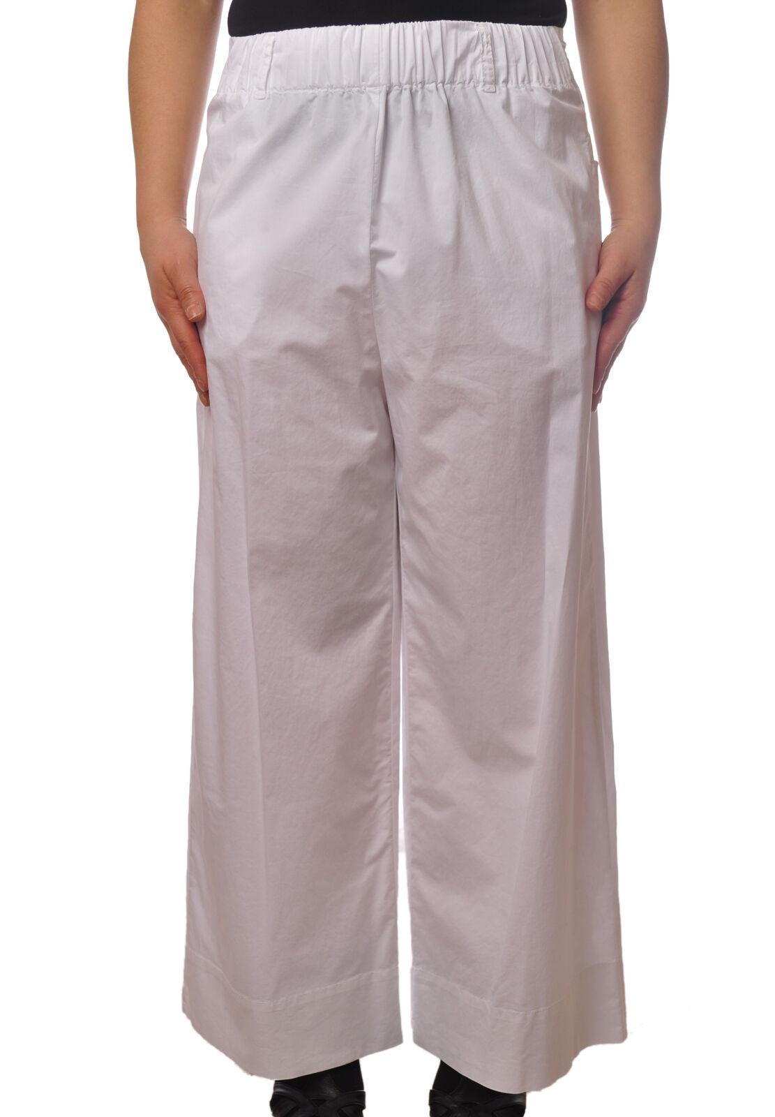 Garage Nouveau - Pants-Pants - Woman - White - 5129315G181313
