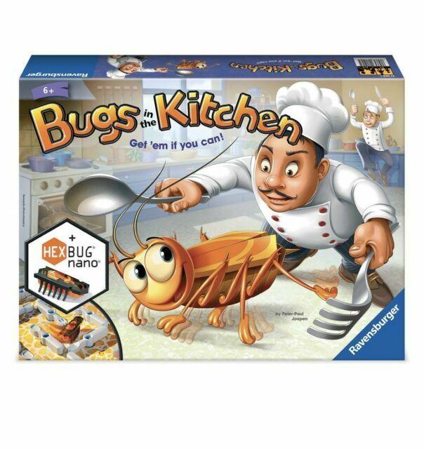 Kitchen Hex Bug Hexbug Nano Board