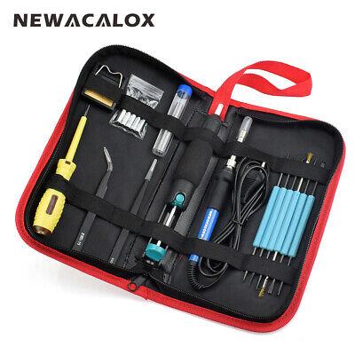 Kit de Soldadura Ajustable para Soldar equipos Electronicos con Estaño completo