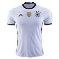 Adidas Youth Germany 2016 Home Jersey White/black Aa0138