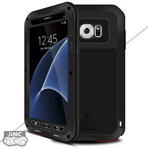 Waterproof-Metal-Case-Cover-Pouch-for-Samsung-SM-G930WZKAXAC-Galaxy-Galaxy-S7
