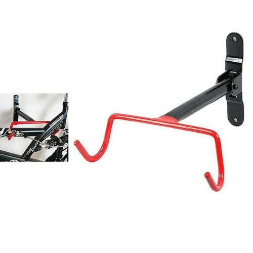 Fahrradaufbewahrung Gepäckträger Haken Stahl Wandhalterung Aufhänger