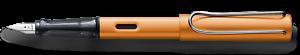 - Extra Fine L027EF Lamy AL-star bronze fountain pen special Edition