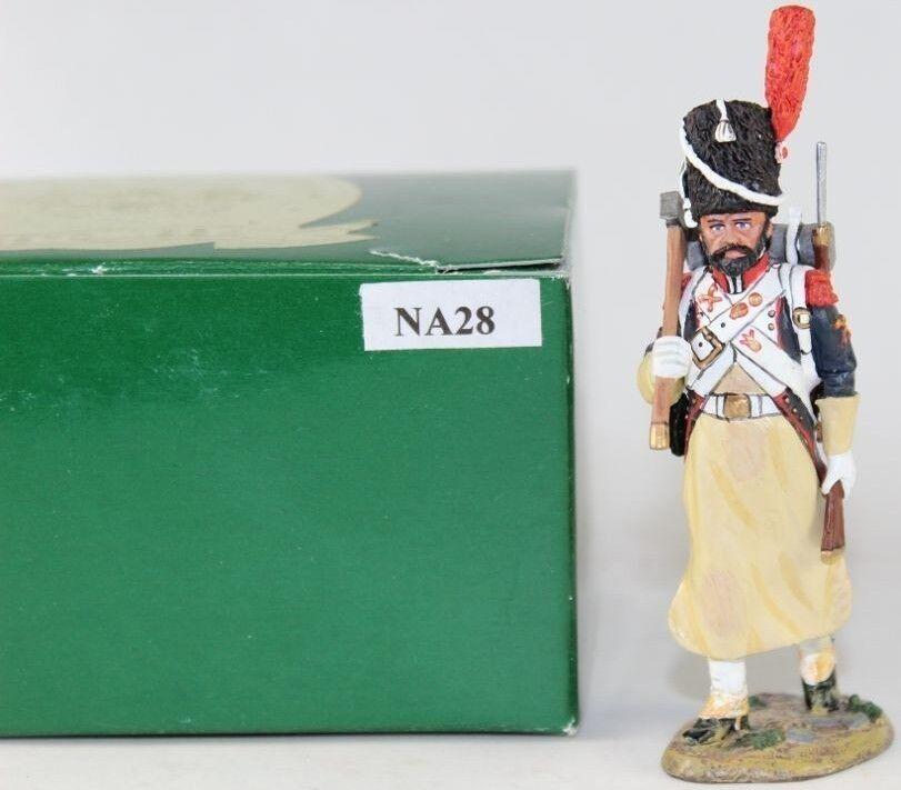 King & Land The Age Of Napoleon NA028 Französisch Pionier MIB