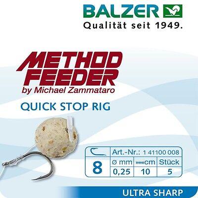 BALZER Feedermaster Method Feeder Form Zammataro NEU