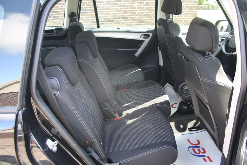 Citroën Grand C4 Picasso 1,6 HDi 110 VTR+ E6G 7prs Diesel