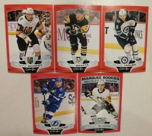 2019-20-OPC-O-PEE-CHEE-RED-BORDER-REDEMPTION-BLANK-BACK-U-PICK-CHOISIR