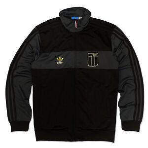 f54d6177fd2 A imagem está carregando Adidas-Originals-Vintage-Italia-Jaqueta -De-Futebol-Gli-
