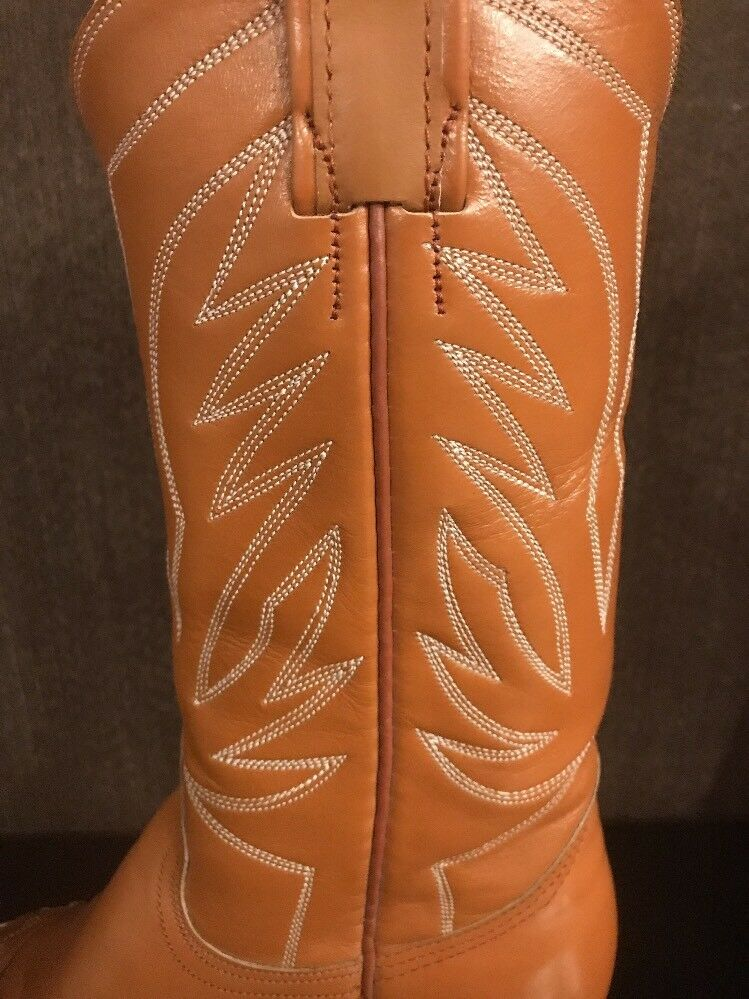 Nearly Brand New Nocona Brown Boots Style A2361 A2361 A2361 Size 5A Goodyear Neolite A32 4519b8