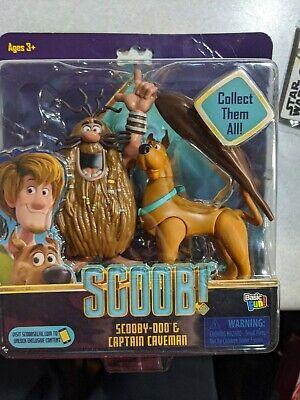 Scooby Doo /& Captain Caveman 2-Pack Scoob
