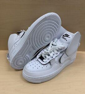 Nike Air Force 1 High PSNY Triple White