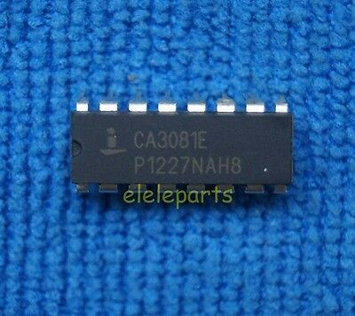 CA3096 CA3096E NPN DIP-16PIN IC/'s NEW mjL3 50pcs