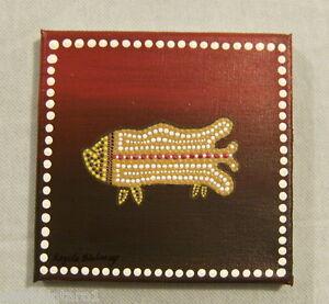 ABORIGINAL-ART-SMALL-STYLISED-FISH-BY-ANGELA-BLAKENEY-WITH-C-O-A