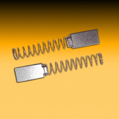 Kohlebürsten Motorkohlen für Festool ES 150//3EQ außer mit Gerätenummer 491901