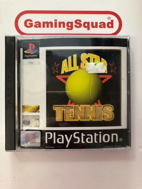 All Star Tennis PS1, Supplied by Gaming Squad Ltd
