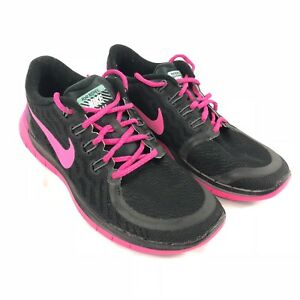 brand new 9b9a7 d9c42 Image is loading Nike-Womens-Free-5-0-H2O-Repel-iD-