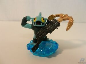 Gill-Grunt-Series-3-Skylanders-Swap-Force-Figure-Character-Blue-Base