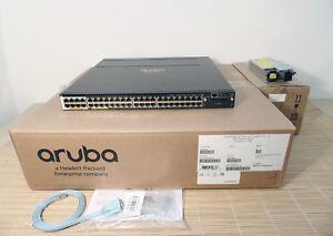 NEU HP JL076A Aruba 3810M 40G 8 HPE Smart PoE+ 1-slot Switch