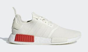 New Adidas Men s Originals NMD R1 Shoes (B37619) Off-White Off-White ... de09ea274