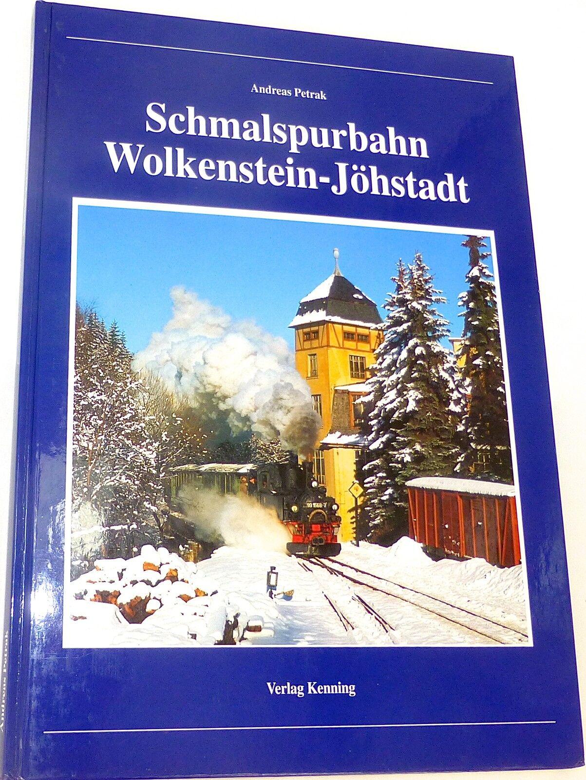 Carreggiata stretta nuvole Ferroviario Pietra jöhnstadt Andreas Petrak Verlag Kenning bello Å