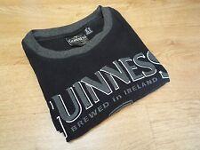 Guinness Men's T-Shirt Size S Beer Brand Official Merchandise Black EUR 44 US 34