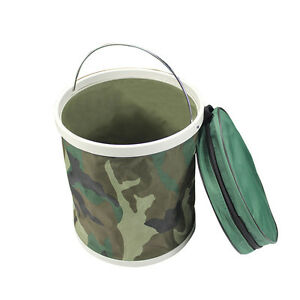 Hot-Outdoor-Bait-Folding-Portable-Fishing-Collapsible-Water-Bucket-11L-7296HC