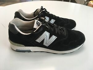 san francisco 4ef5f ca84e Details about New Balance X J. Crew Black Suede 1400 Made In USA Size 12  Almost Perfect