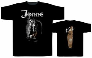 Jonne-Vieras-Shirt-S-M-L-XL-XXL-Folk-Metal-Tshirt-Official-Band-T-Shirt-New