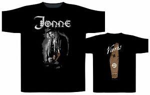 Jonne-Vieras-Shirt-S-M-L-XL-XXL-Folk-Metal-Tshirt-Official-Band-T-Shirt-New