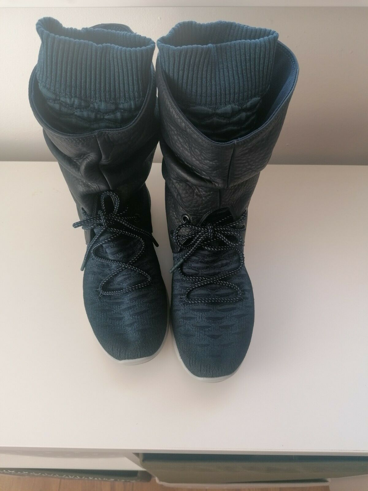 Nike roshe deux Flyknit Women's Boots occasion taille 6 livraison rapide