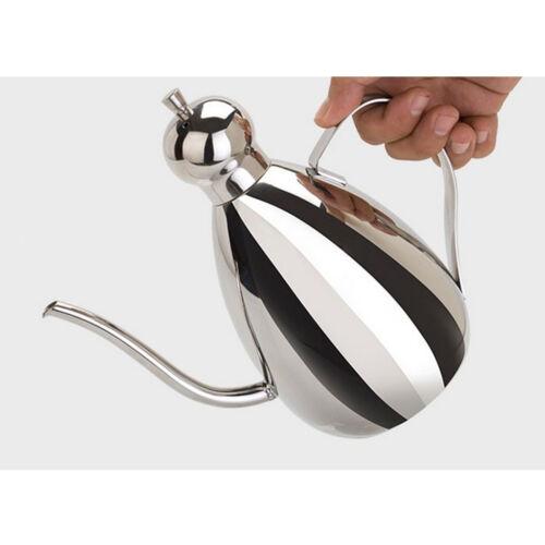 Kitchen Bottle Pot Lidded Shanked Olive Oil Vinegar Dispenser Jar