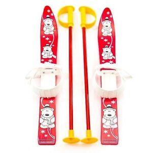 Kinderski Babyski Lernski 70cm Ski für Kinder in Farbe Rot ...
