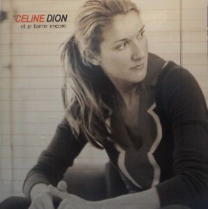 CELINE-DION-ET-JE-T-039-AIME-ENCORE-RARE-PROMO-CD-SINGLE