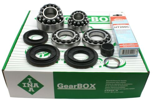 Genuine INA Bearing Kit 462014810 For BMW 188L Rear Diff